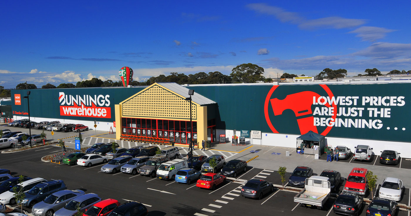 Bunnings Warehouse - Kanect Australia was involved in the data network build for Bunnings. We were engaged to deliver a robust and efficient network for the store.