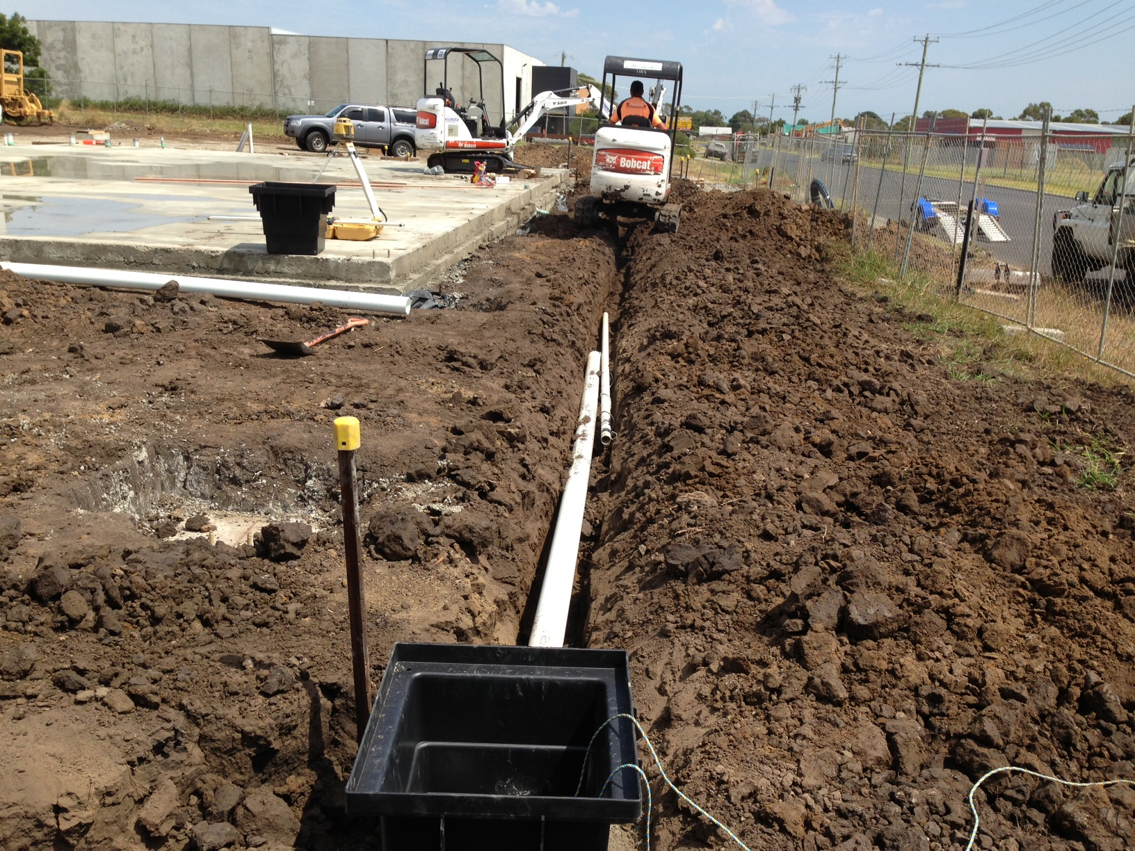 Data Cabling Projects